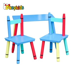 2018 New wooden children table for child, high quality wooden baby table for baby,hot sale wooden kids table for kids W08G134