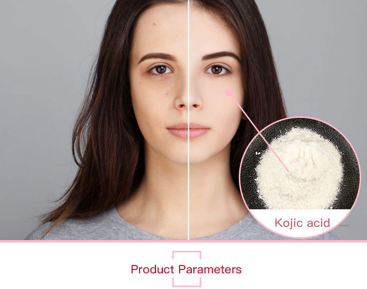 Cosmetic Raw Material Skin Whitening kojic Acid Powder