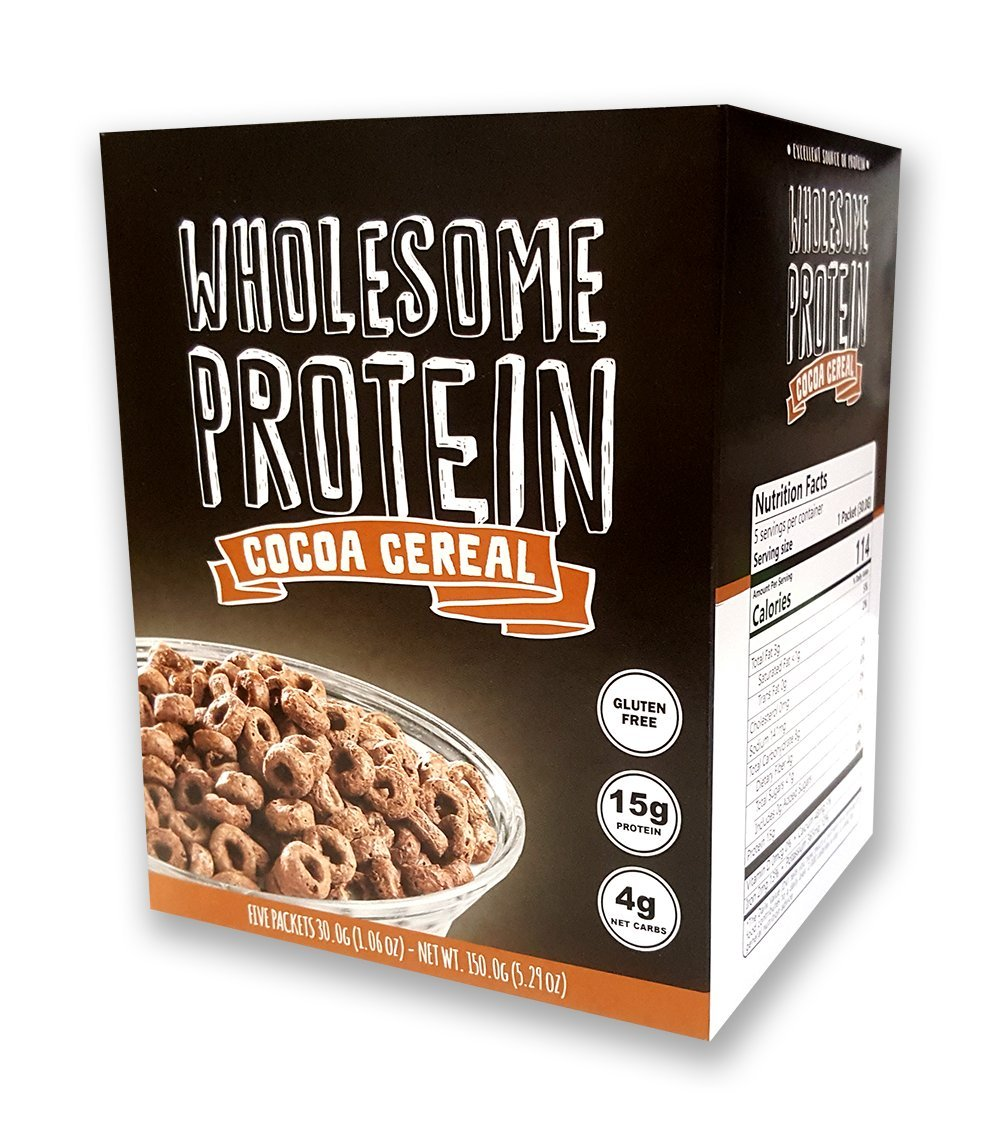Buy Protein Cereal, Low Carb Cereal, High Protein Cereal