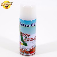 Christmas Decorations White Spray Paint Canned Snow Spray