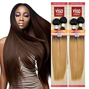 Bobbi Boss Human Hair Weave Visso Persian Yaki 14
