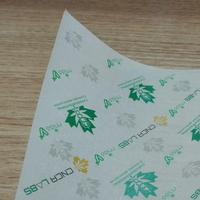 custom printed parchment baking paper