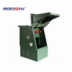 Outdoor 11kV High Voltage Cable Branch Box Power Distribution Cabinet/Cable Junction Box