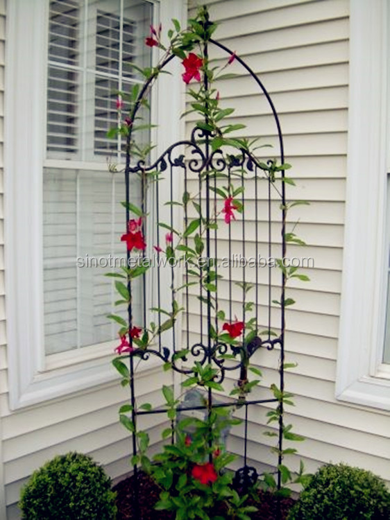 Garden Decoration Design Decorative Iron Arbor Garden Trellis