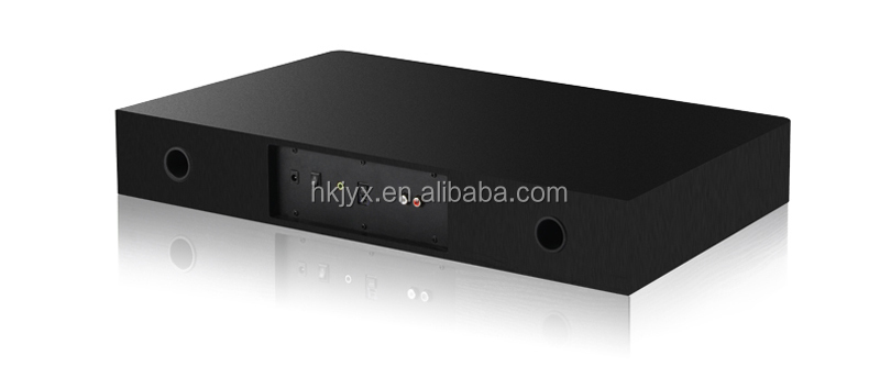 SMART TV SOUNDBASE SPEAKER WITH BUILT-IN SUBWOOFER, SUPPORT BLUETOOTH/RCA/AUX/OPTICAL CONNECTIVITY