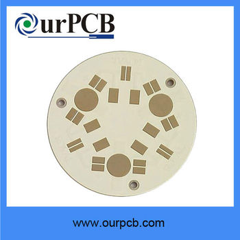 Pcb Simple Electronic Circuits Led Manufacturing - Buy Electronical ...