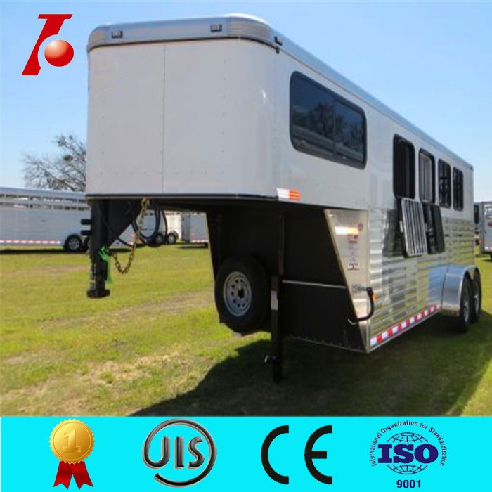 China Gooseneck Living Quarters Horse Trailers,Best Horse Deluxe Living For  Australia   Buy Living Quarters Horse Trailer,Gooseneck Horse Deluxe Living  ...