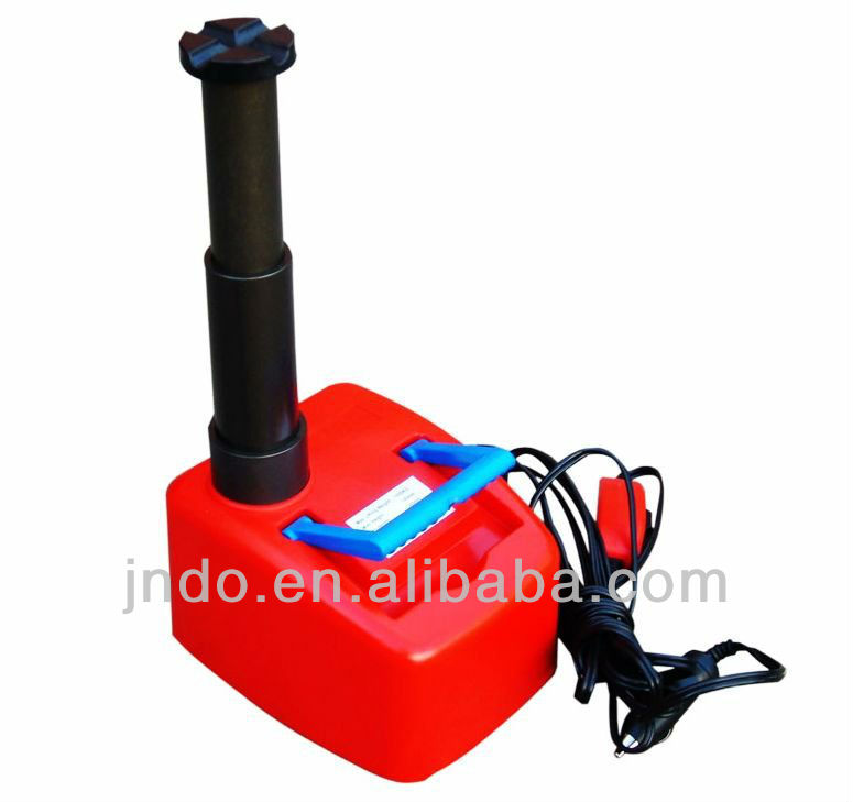 Color Changing Cars: Electric Car Jack Electric Hydraulic Jack