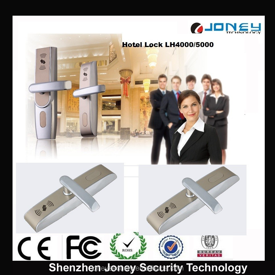 Joney JYC-LH4000 RFID Electronic Hotel Door Lock with free software
