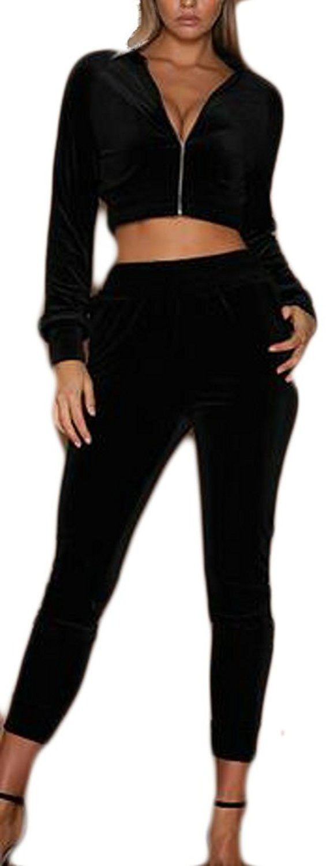 Tingwin Mens Hooded Long-Sleeve Lounge Embroidered Fashionable Pockets Sweatshirts