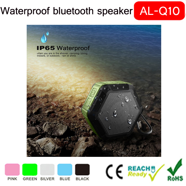 smart sound mini Surround with climbing waterproof woofer outdoor bluetooth speaker Handsfree Car Kit Microphone