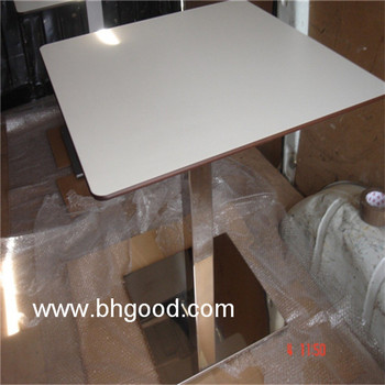 Formica White Table Top; Phenolic Resin Table Top; Laminate Sheets