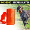 WATERPROOF HUNTING DOG BEEPER COLLAR HUNTER 2000 BEEPER FOR HUNTING