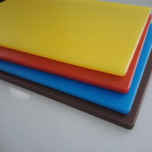 NSF Color Coded Kitchen PE Plastic Cutting Board from Trendware