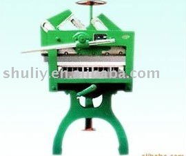 New quarto cuting paper machine by hand/Easy operating paper cutter