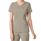 New Style Medical Scrubs Set Women Hospital Uniforms With V Neck