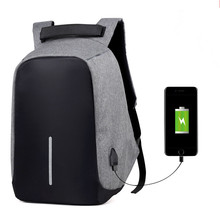 High Quality New Arrival Fashion Waterproof hidden anti theft bobby camping travelling backpack