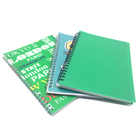 cheap custom spiral notebook romantic paper of letter to printing,paper notebook printing
