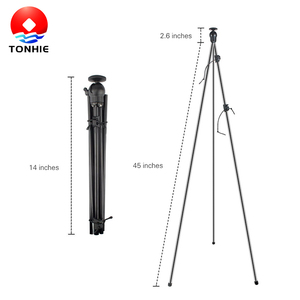 Factory price Automatically adjustable bracket Camera tripod flexible camera holder Folded Camera Tripod