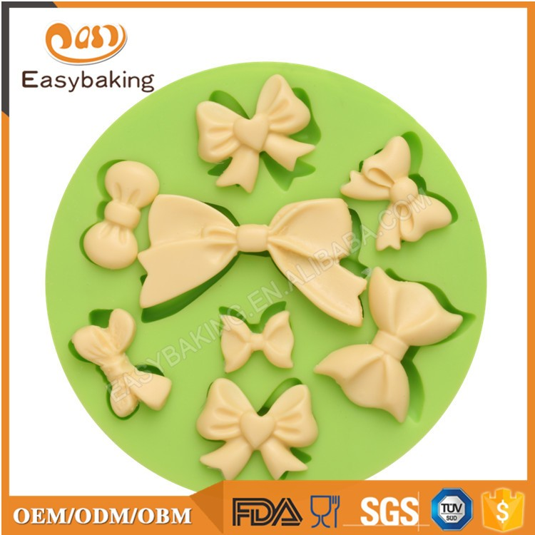 ES-1810 Fondant Mould Silicone Molds for Cake Decorating