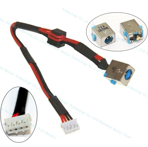 AC DC Power Port Socket Jack and Cable Wire FOR Acer Aspire E1-531 E1-571