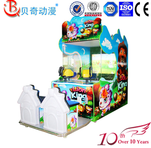 2018 new style 6 players hunter fishing vending table video game machine