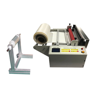 roll sheet pp woven sack cutting machine automatic