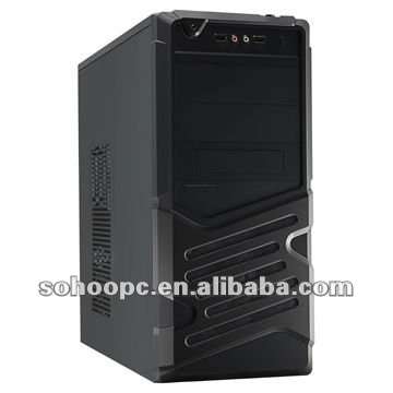 MID TOWER COMPUTER CASE/8822BK