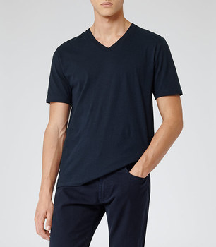 Promotional very cheap v neck short sleeve bulk bank t for Very cheap t shirts online