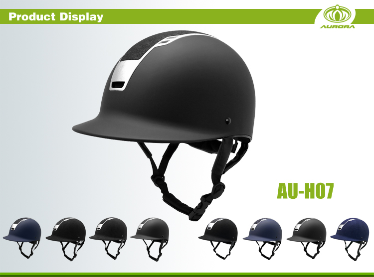 High Quality kids equestrian helmet 11