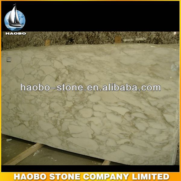 Haobo China Factory Designs For Home Calcutta Gold Lot Marble Slabs