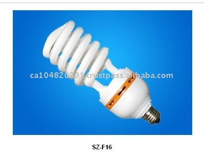 China 16W Anion Air Purifying Spiral Energy Saving Light