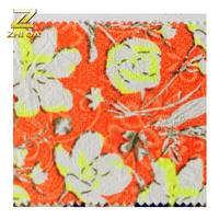 Wholesale poly cotton canvas fabric flower print duck fabric