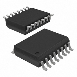 IC 8-BIT BINARY COUNTER 16-SOIC Logic - Counters, Dividers SN74HC590ADW