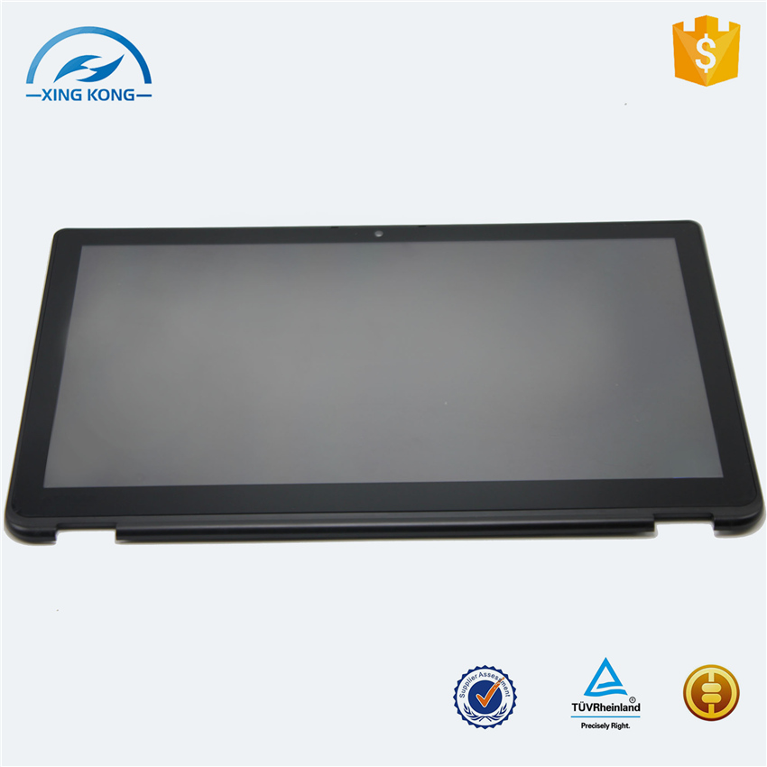 Good Quality 15.6 inch 1920*1080 LCD(LP156WF5.SPA2) Touch Assembly For Toshiba Satellite Radius P55W-B Series with Frame