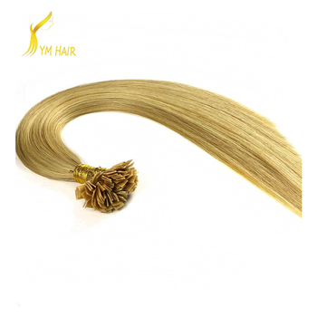 shopping online websites 100% virgin brazilian indian remy human seamless flat tip hair extension
