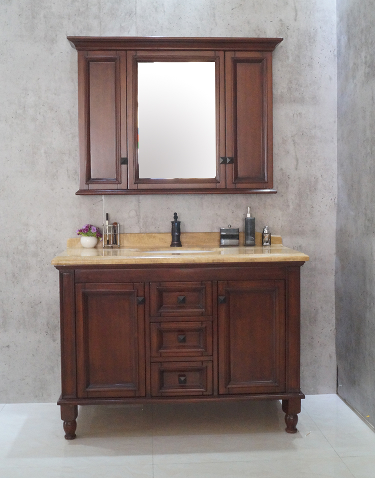 Cabinet Antique Bathroom Vanity Units