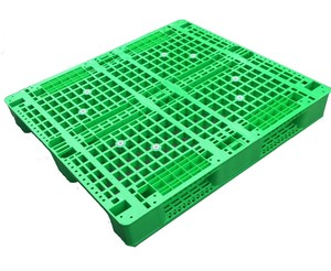 1200x1000x150mm single sided plastic euro pallet price