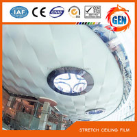 15 years quality guarantee fireproof and waterproof sound absorbing ceiling materials for wall and ceiling decoration