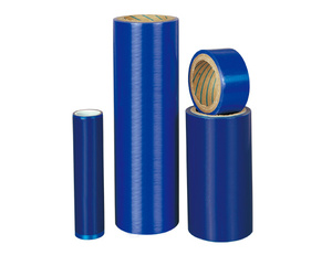 blue medium adhesive protective film for Paint surface