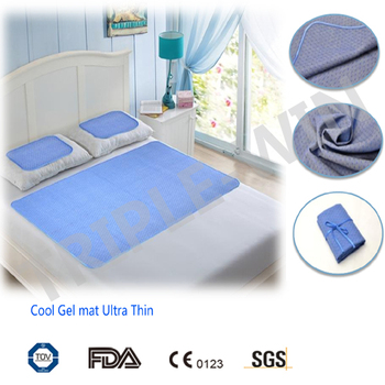 Comfort Super Thin Gel Mattress Pad Cool Gel Mat