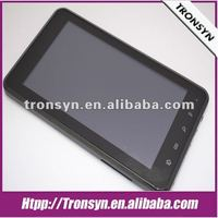 "2012 Newest 7"" Android MID tablet pc support WiFi/Bluetooth/3G"
