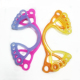 Japan Hot Sale Body Building Tools silicone rubber stretch bands yoga elastic band