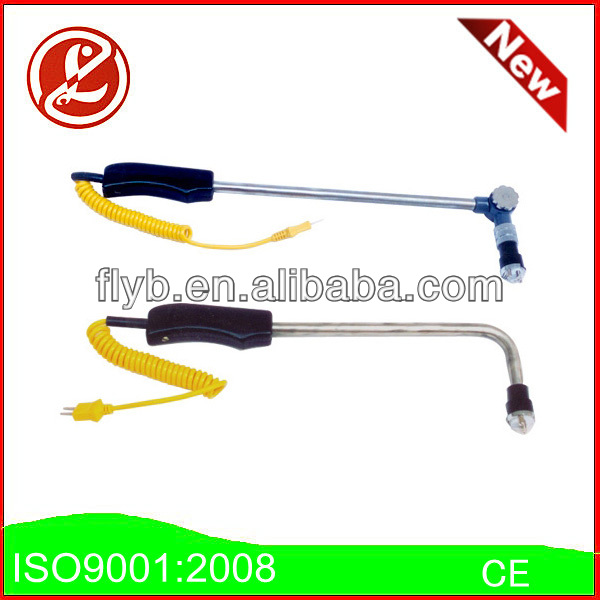 Handhold Surface Thermocouple/temperature measuring probe