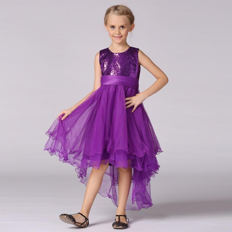 India Al Por Mayor Satinado Frock Diseño Niña Vestido Niños Vestidos ...