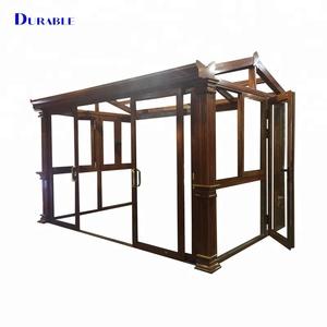 Arc roof molding prefabricated lowes frame aluminum kits cheap sunroom