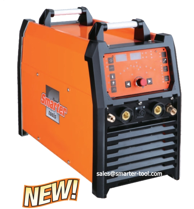 heavy duty cycle igbt ac dc tig 200p lasmachine