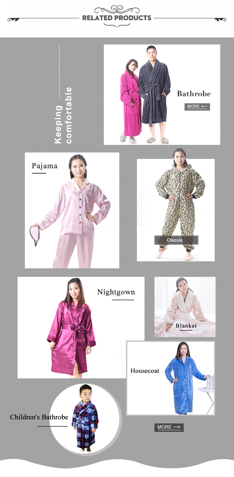 Couple Nightwear Soft flannel Jumpsuits camicia da notte pijama feminino For Women