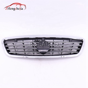 1801360180 Auto Spare Parts Front Car Chrome Front Grille  For Geely CK