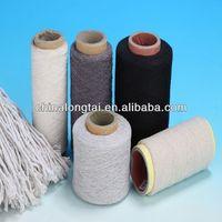 100% virgin cotton open end yarn